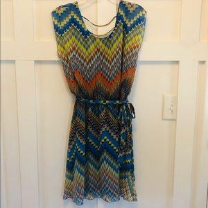 Jacera mini dress